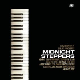 Various - Midnight Steppers: 70 Masterpieces [3CD]