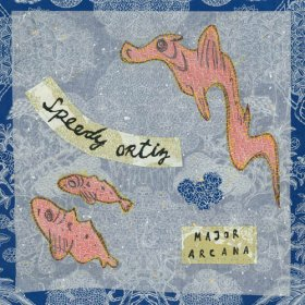 Speedy Ortiz - Major Arcana [CD]