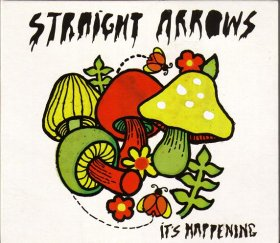 Straight Arrows - It's Happening [CD]