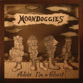 Moondoggies - Adios I'M A Ghost [Vinyl, LP]