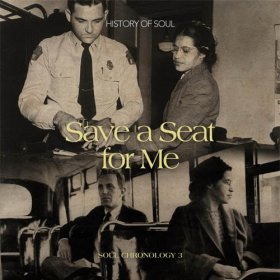 Various - Save A Seat For Me (Soul Chronology 3) [2CD]