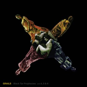 Grails - Black Tar Prophecies Vol. 4, 5 & 6 [CD]