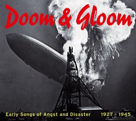 Various - Doom & Gloom [CD]