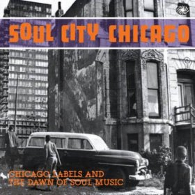 Various - Soul City: Chicago [2CD]