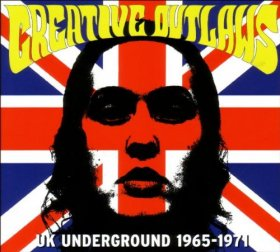 Various - Creative Outlaws: Uk Underground [CD]