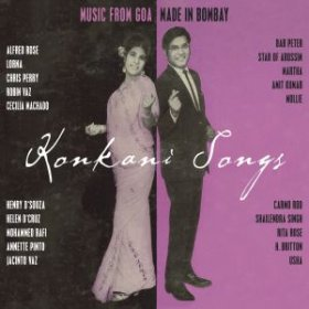 Various - Konkani Songs: Music From Goa [CD]