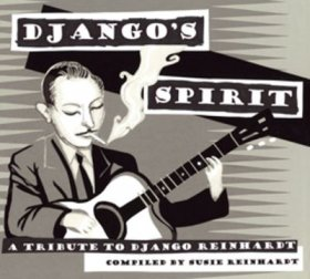 Various - Django's Spirit: A Tribute To [CD]