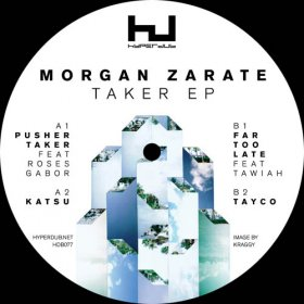 "Morgan Zarate - Taker [Vinyl, 12""]"