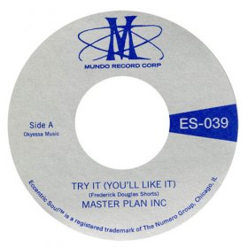 "Master Plan Inc. - Try It Again [Vinyl, 7""]"