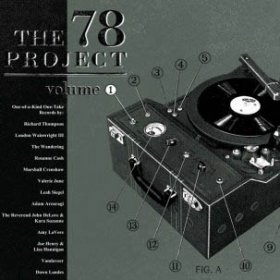 Various - The 78 Project: Vol. 1 [Vinyl, LP]