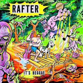 Rafter - It's Reggae [Vinyl, LP]