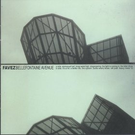 Favez - Bellefontaine Avenue [CD]