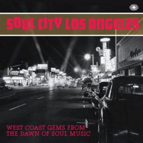 Various - Soul City: Los Angeles [2CD]