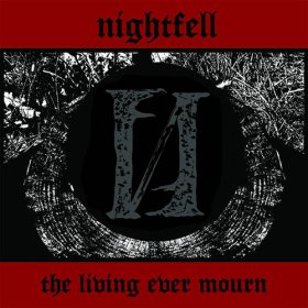 Nightfell - The Living Ever Mourn [CD]