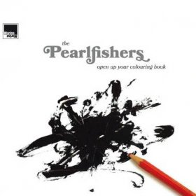 Pearlfishers - Open Up Your Colouring Book [CD]