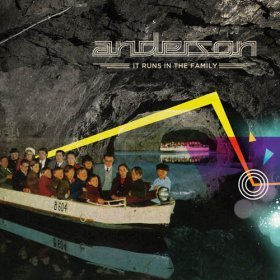 Anderson - It Runs In The Family [CD]