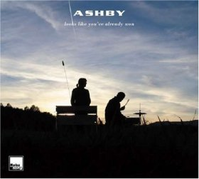 Ashby - Looks Like You've Already Won [CD]