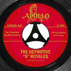5 Royales - The Complete Apollo Recordings [2CD]