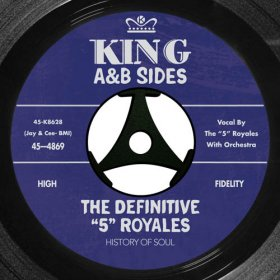 5 Royales - King A Sides & B Sides [2CD]