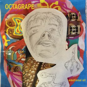 "Octagrape - Emotional Oil [Vinyl, 12""]"