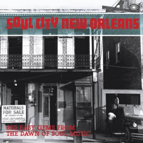 Various - Soul City: New Orleans [2CD]