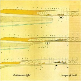 Shannon Wright - Maps Of Tacit [CD]