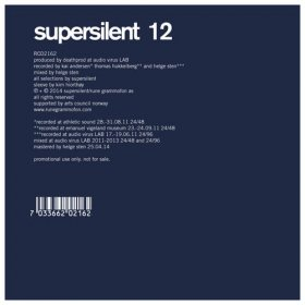 Supersilent - 12 [CD]
