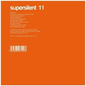 Supersilent - 11 [CD]