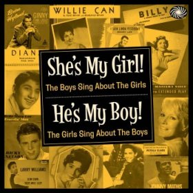 Various - She's My Girl He's My Boy [2CD]