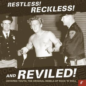 Various - Restless Reckless And Reviled [3CD]