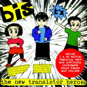 Bis - The New Transistor Heroes (DELUXE) [2CD]