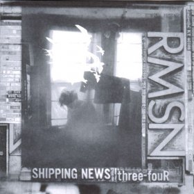 Shipping News - Three-four [CD]