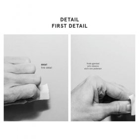 Detail - First Detail [Vinyl, LP]