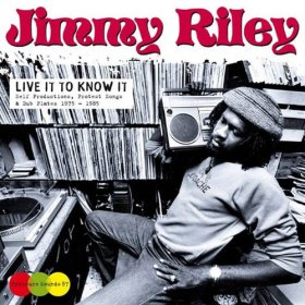 Jimmy Riley - Live It To Know It [Vinyl, 2LP]