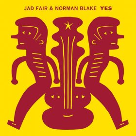 Jad Fair & Norman Blake - Yes [CD]