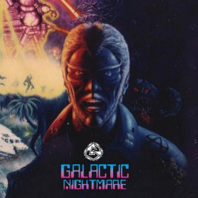 Alan Jefferson - Galactic Nightmare [Vinyl, 2LP]