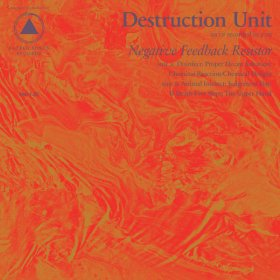 Destruction Unit - Negative Feedback [Vinyl, LP]