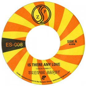 "Trevor Dandy - Is There Any Love [Vinyl, 7""]"