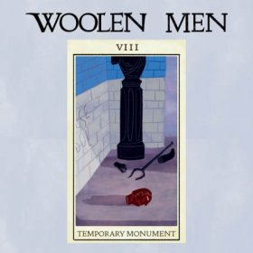 Woolen Men - Temporary Monument [Vinyl, LP]