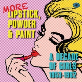 Various - More Lipstick Powder & Paint [3CD]