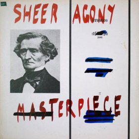 Sheer Agony - Masterpiece [CD]