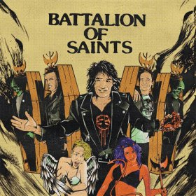 "Battalion Of Saints - Battalion Of Saints [Vinyl, 7""]"