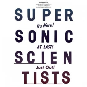 Motorpsycho - Supersonic Scientists [2CD]