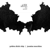 Golden Disko Ship & Jasmina Maschina - City Splits No 1 Berlin [CD]