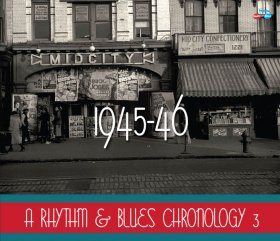 Various - A Rhythm & Blues Chronology 3: 1945-1946 [4CD]