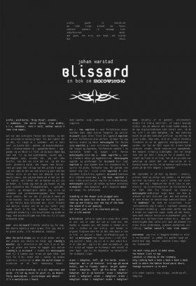 Motorpsycho / Johan Harstad - Blissard: A Book About Motorpsycho [BOEK]