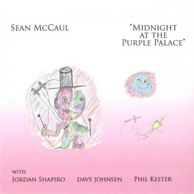 Sean McCaul - Midnight At The Purple [CD]