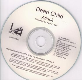 Dead Child - Attack [CD]