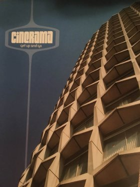 Cinerama - Get Up And Go [DVD]