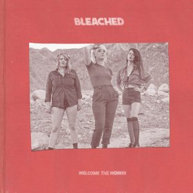Bleached - Welcome The Worms (Black Cream) [Vinyl, LP]